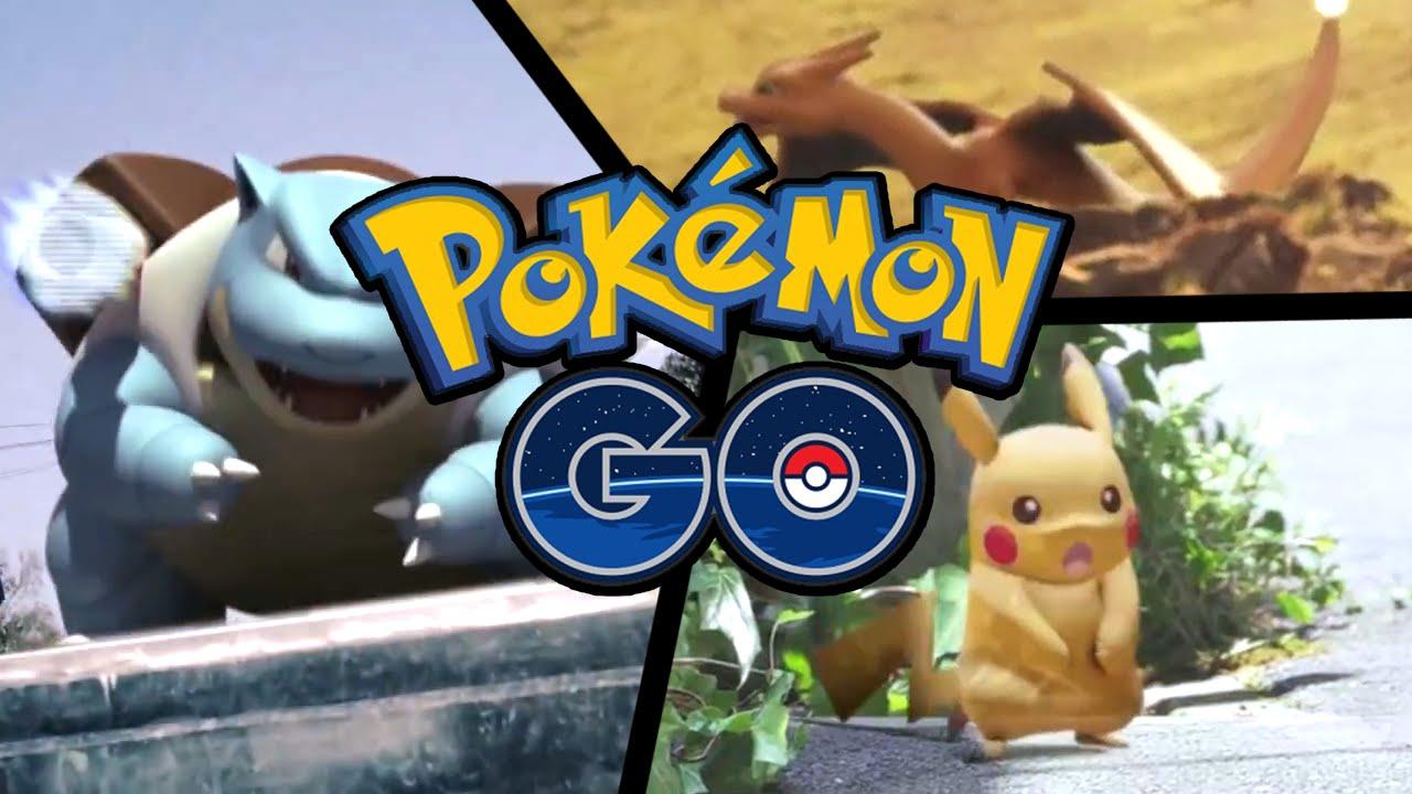 Pokemon GO markkinoinnissa