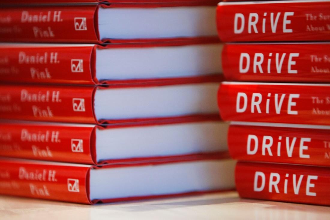 Daniel Pink: Drive
