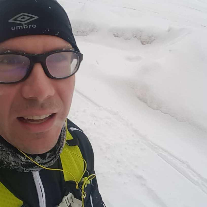 20 km talvilenkillä